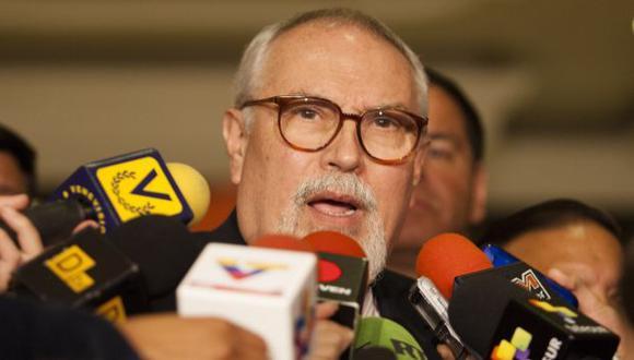 Venezuela: Ramón Guillermo Aveledo expone condiciones para dialogar con Maduro a Unasur. (EFE)