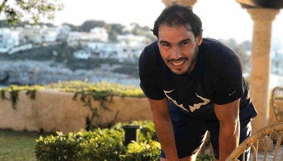 Rafael Nadal es confirmado como embajador mundial de la marca de autos KIA. (Facebook Rafa Nadal)