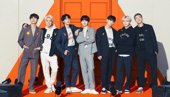 La banda surcoreana no realizaba conciertos presenciales con público desde el inicio de la pandemia en febrero del 2020.