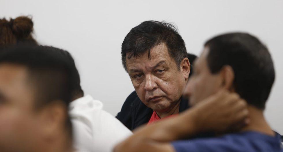 Poder Judicial dicta 36 meses de prisión a excongresista de Fuerza Popular Víctor Albrecht por caso Richt Port II