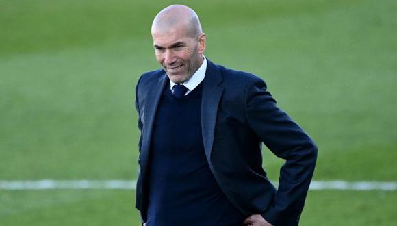 Zinedine Zidane tiene la aprobación del actual entrenador de la selección francesa, Didier Deschamps. (Foto: AFP)