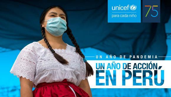 UNICEF Un año de acción en el Perú