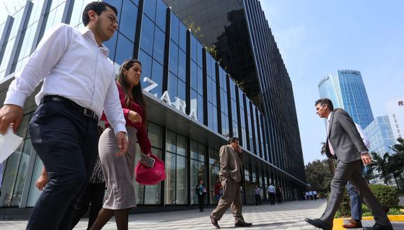 """""""Se ha presentado, todavía no se ha aprobado (...) un decreto de urgencia para promover la contratación de empleo formal"""", dijo Martín Vizcarra. (Foto: GEC)"""