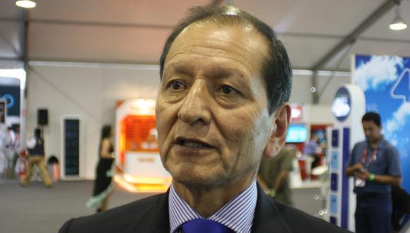 Jorge Merino indicó que Osinergmin hará las investigaciones del caso para que no vuelva a ocurrir un desperfecto tan severo. (USI)