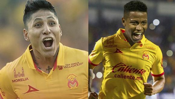 La 'Pulga' es el goleador del Monarcas. (@FuerzaMonarca)