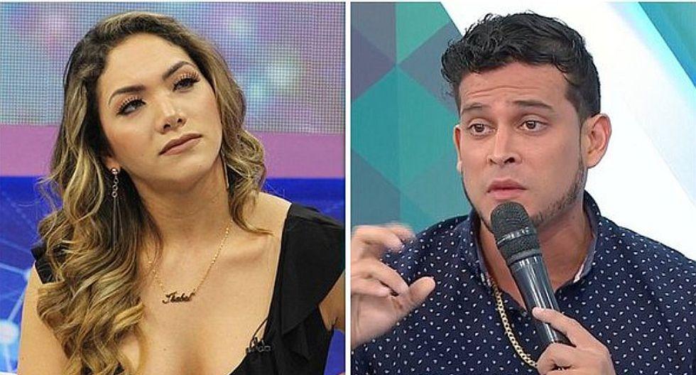 'Chabelita' y Christian Domínguez resolvieron disputa por camioneta.