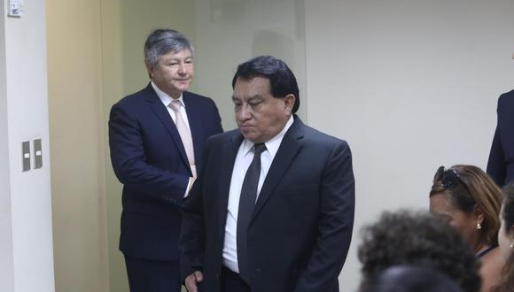 José Luna es investigado por el delito de lavado de activos. (GEC)