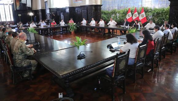 Desmienten supuestas dimisiones al interior del Consejo de Ministros. (Presidencia de la República)