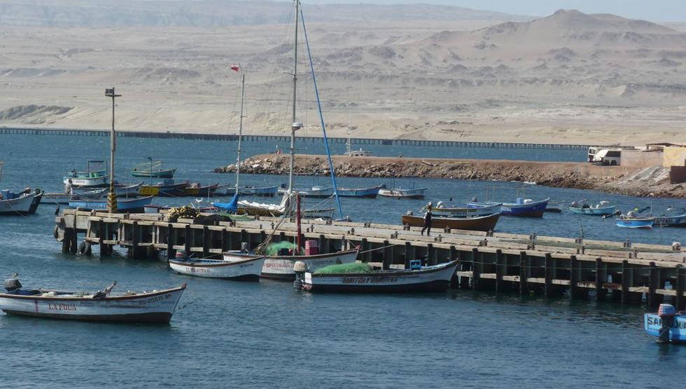 Un puerto con hermosas playas.  (Archivo / El Comercio)