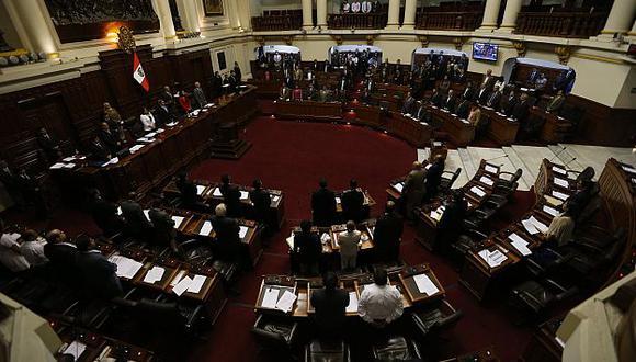 ¿Quiénes son los cinco congresistas que podrían ser suspendidos por el Pleno? (César Fajardo)