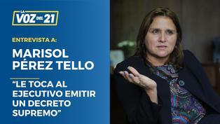 """Marisol Pérez Tello sobre los restos del genocida: """"Le toca al ejecutivo emitir un Decreto Supremo"""""""