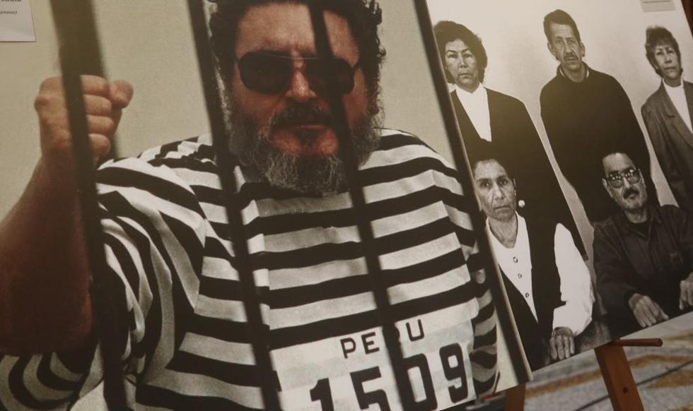 Abimael Guzmán, el cabecilla terrorista de Sendero Luminoso. (Perú21)