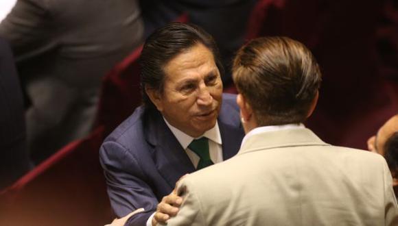 Alejandro Toledo habría mentido una vez más. (Martín Pauca/Peru21)