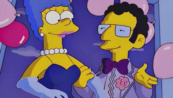 """""""The Simpsons"""": ¿por qué Marge se casará con otro hombre -que no es Homero- en la temporada 31? (Foto: FOX)"""