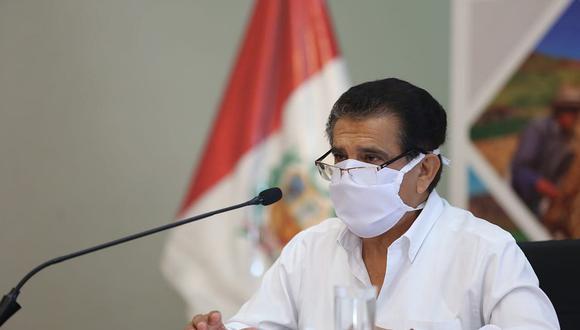 La Libertad: Gobierno Regional insiste que se le otorgue prepuesto para luchar contra el COVID-19