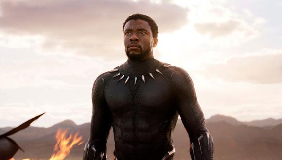 """""""Black Panther 2"""" quedó en el aire tras la muerte de Chadwick Boseman en finales de agosto. (Foto: Marvel Studios)."""