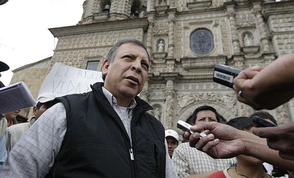 Pidió calma a la población, pero insistió en justificar las protestas. (Perú21)