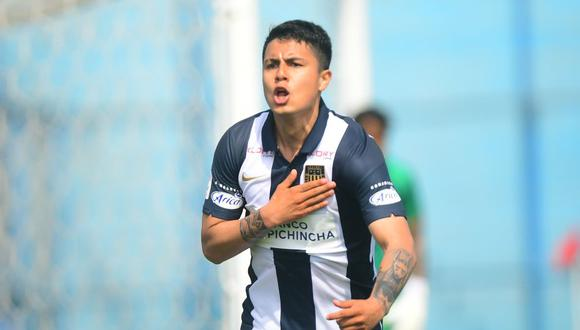 Jairo Concha lleva cuatro goles con Alianza Lima. (Foto: Liga 1)