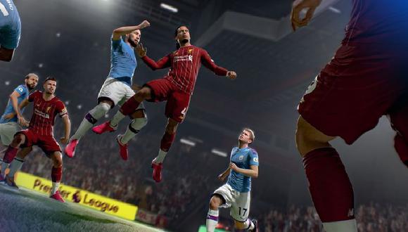 FIFA 21 llegará el 9 de octubre en formato multiplataforma. (EA Sports)