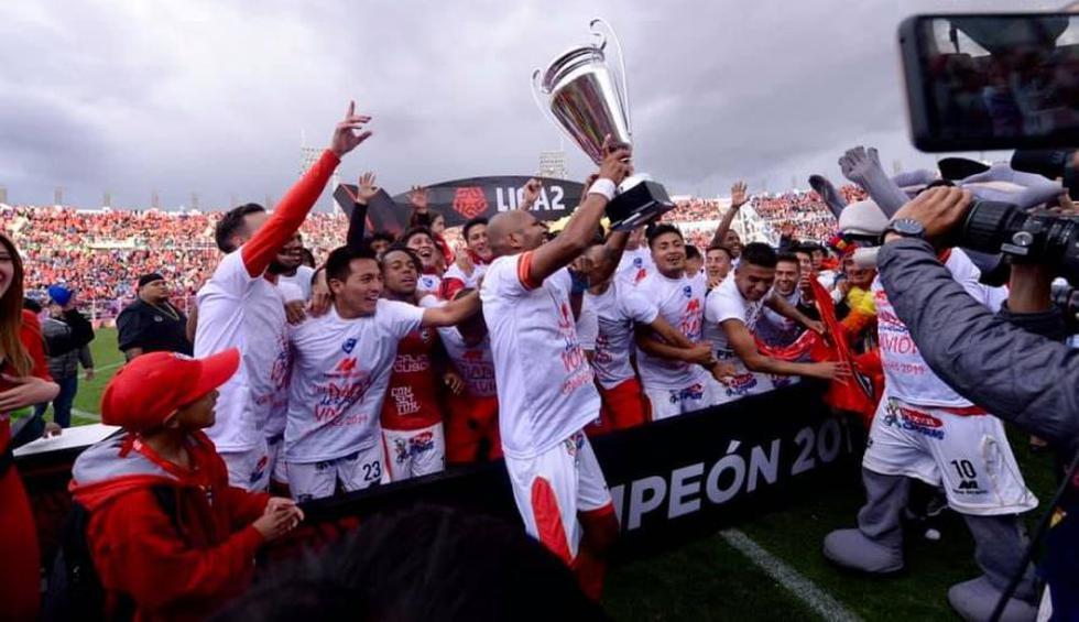 Cienciano ascendió a la Liga 1: los últimos 12 campeones que subieron a Primera desde la Segunda División. (Foto: Cienciano)