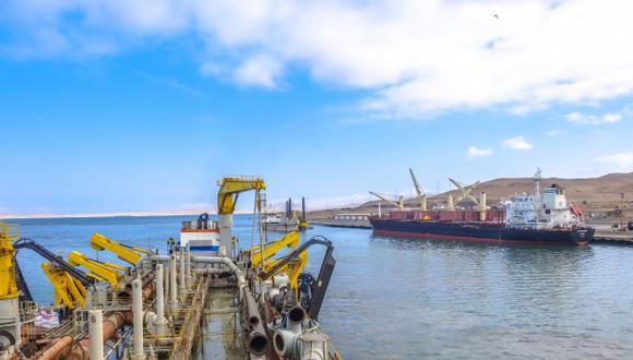 Protestan contra creación de un almacén de concentrados de minerales en Terminal Portuario de Paracas (Video: RPP Noticias)