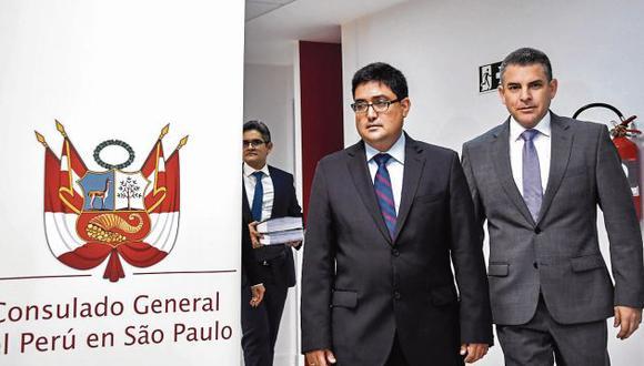 Procurador y fiscal Vela estarán presentes en las diligencias. (USI)