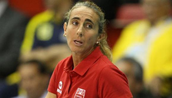 Natalia Málaga asumió la dirección técnica de las 'Matadoras'. (USI)
