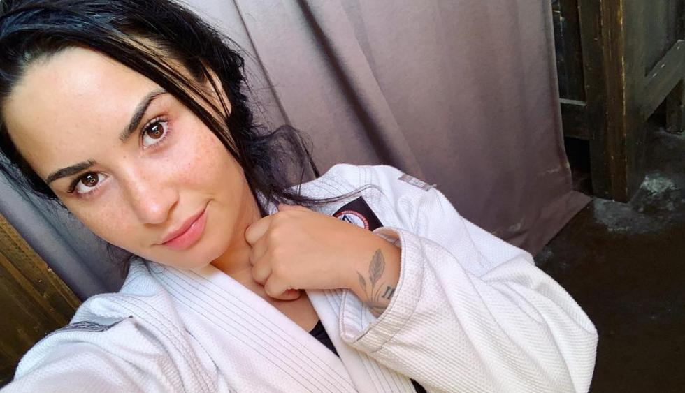 Demi Lovato sorprende con este cambio de look (Foto: Instagram)