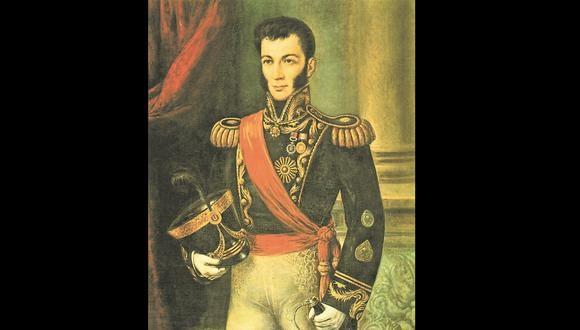 Juan Antonio Álvarez de Arenales estuvo a cargo de la la Primera Campaña de la Sierra.