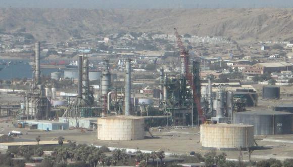 Modernizarán la refinería. (Difusión)