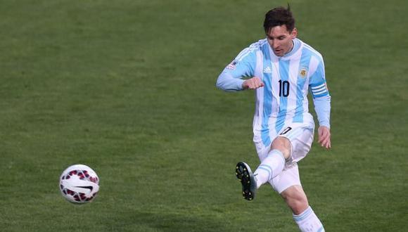 Messi comandará a la selección argentina ante Italia. (Getty Images)