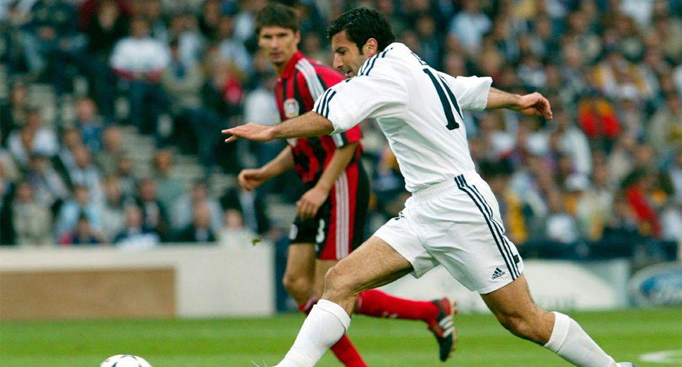 Luis Figo (Foto: Real Madrid)