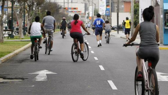 Miraflores: Lanzan aplicación móvil para auxiliar a ciclistas en problemas. (Perú21)