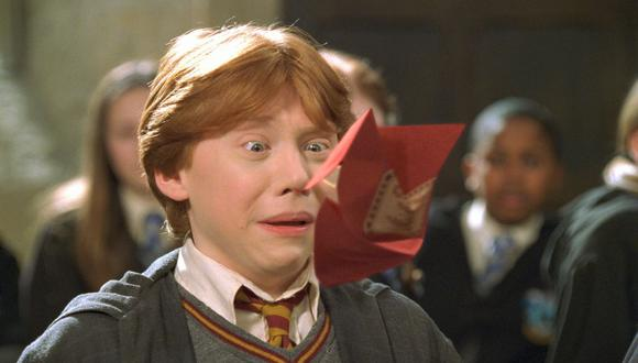 Ron Weasley cometió diversos errores a lo largo de la saga de Harry Potter (Foto: Warner Bros)