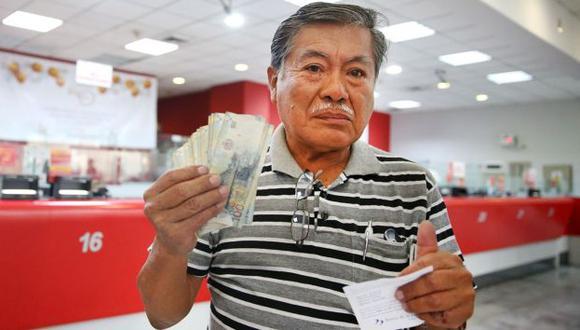 Pensionistas de las Fuerzas Armadas ya no presentarán certificado de supervivencia para cobrar. (USI)