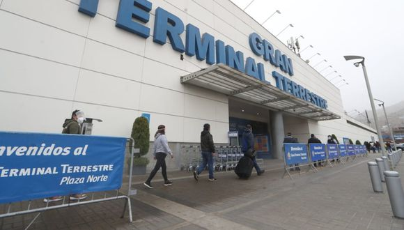El Gran Terminal Terrestre Plaza Norte espera llegar a un flujo de 450.000 viajeros al mes (embarques y desembarques) a fines del 2020. (Foto: Alessandro Currarino)