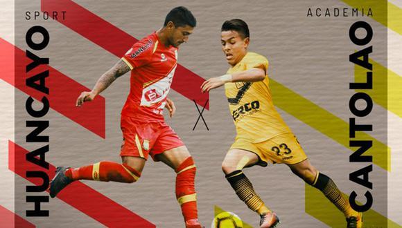 Cantolao y Sport Huancayo buscan ser el único representante de la Liga 1 en la definición de la Copa Bicentenario. Atlético Grau o Coopsol será el otro finalista. (Foto: Liga 1)