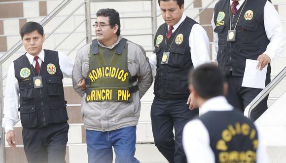 César Álvarez se negó a declarar de nuevo. (César Fajardo)
