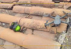 Cusco: Personal del Inpe halla un drone con celulares en el penal de varones