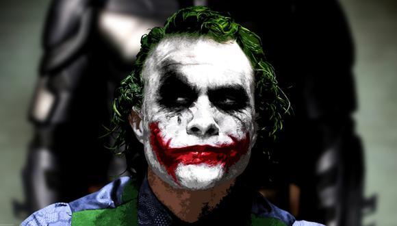 Antes de morir, Heath Ledger dejó grabada la película The Imaginarium of Doctor Parnassus. (nukethefridge.com)