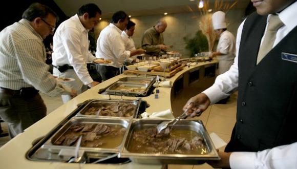 MEJORES PERSPECTIVAS. Este año, el sector gastronómico representaría el 15% del PBI. (Alberto Orbegoso)