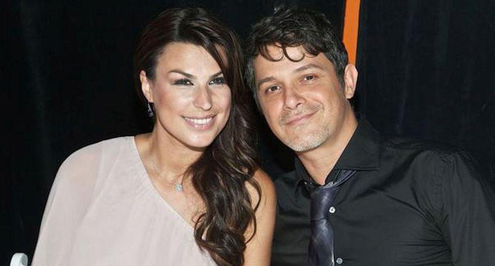 Alejandro Sanz y Raquel Perera decidieron poner fin a su matrimonio luego de siete años (Foto: Hola)