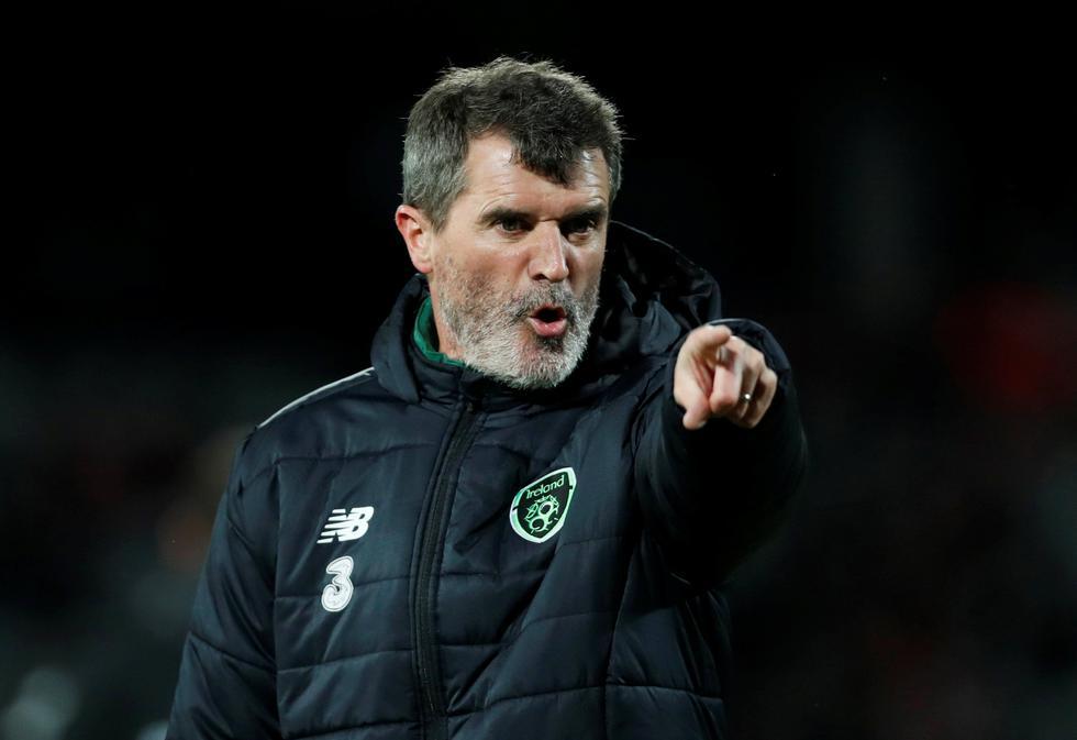 Roy Keane acusa a los jugadores del Manchester United de provocar el despido de Mourinho. (Reuters)