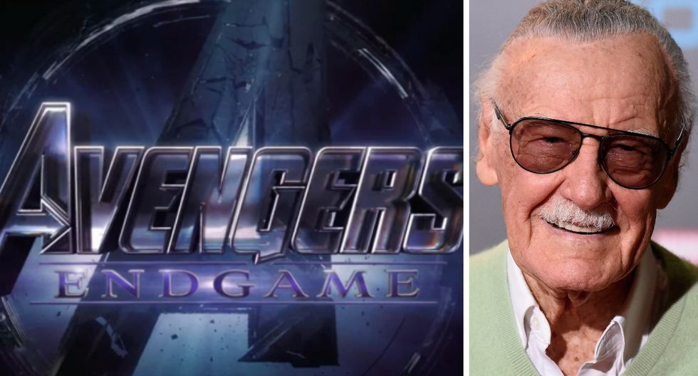 """""""Avengers: Endgame"""": será el último cameo de Stan Lee en el Universo Cinematográfico de Marvel(Foto: AFP/Captura de pantalla)"""