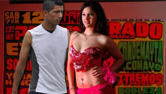 Hernán Hinostroza recibió el apoyo de su club ante acusaciones de Katy García. (Depor)