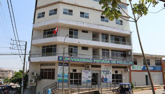 Sunedu denegó la solicitud de licencia institucional de la Universidad Privada de Pucallpa (UPP), debido a que no esta no cumplió con las CBC. (Foto: Sunedu)