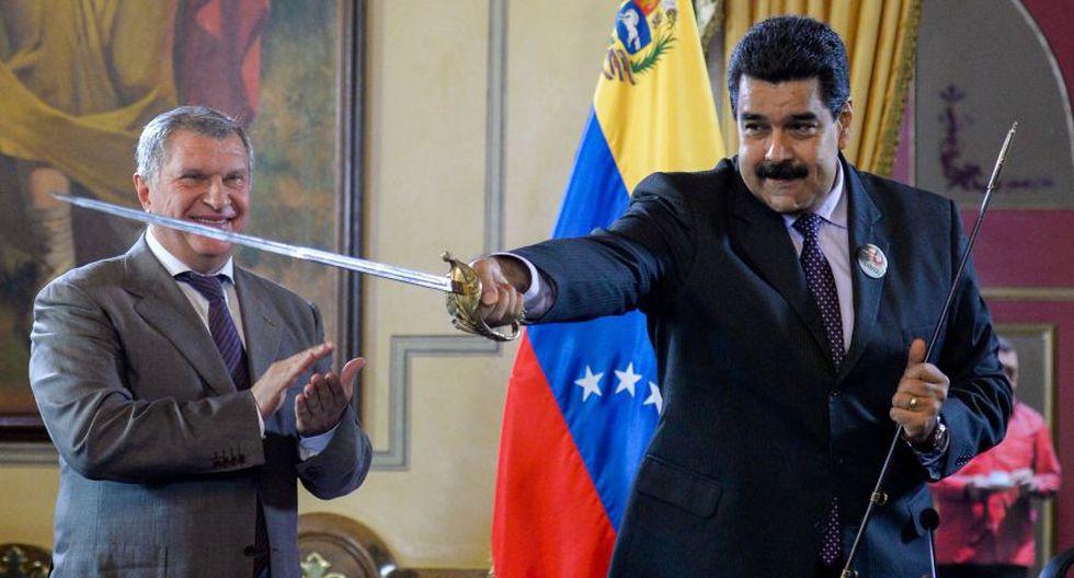 El Pentágono confirma que tropas rusas siguen en Venezuela en apoyo a Nicolás Maduro. (AFP)