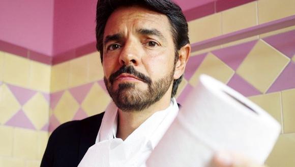 """La incómoda pregunta que le hicieron a Eugenio Derbez: """"¿Quién besa mejor Victoria Ruffo o Sarah Bustani?"""".  (Foto: Instagram)."""