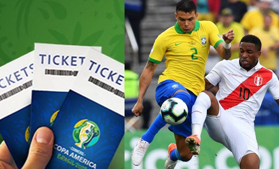 Copa América: Así cayó banda que falsificaba entradas para final entre Perú y Brasil. (Captura / AFP)