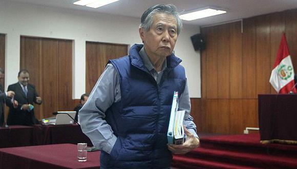 Actualmente, Alberto Fujimori cumple condena en la Diroes de 25 años por los casos La Cantuta y Barrios Altos. (EFE)